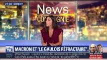 """Au Danemark, Emmanuel Macron qualifie les Français de """"Gaulois réfractaires au changement"""""""