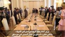 """لافروف يأمل في ألا يعمد الغربيون إلى """"عرقلة عملية مكافحة الإرهاب"""" في إدلب"""
