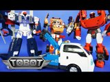 [Tobot] 또봇 어드벤처 Y, 또봇 Z, 또봇 X, 또봇 Zero 로봇 변신!   CarrieAndToys
