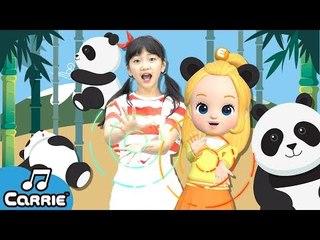 [댄스] 호이호이 판다송 Hoi-Hoi Panda Song | 캐리앤 송