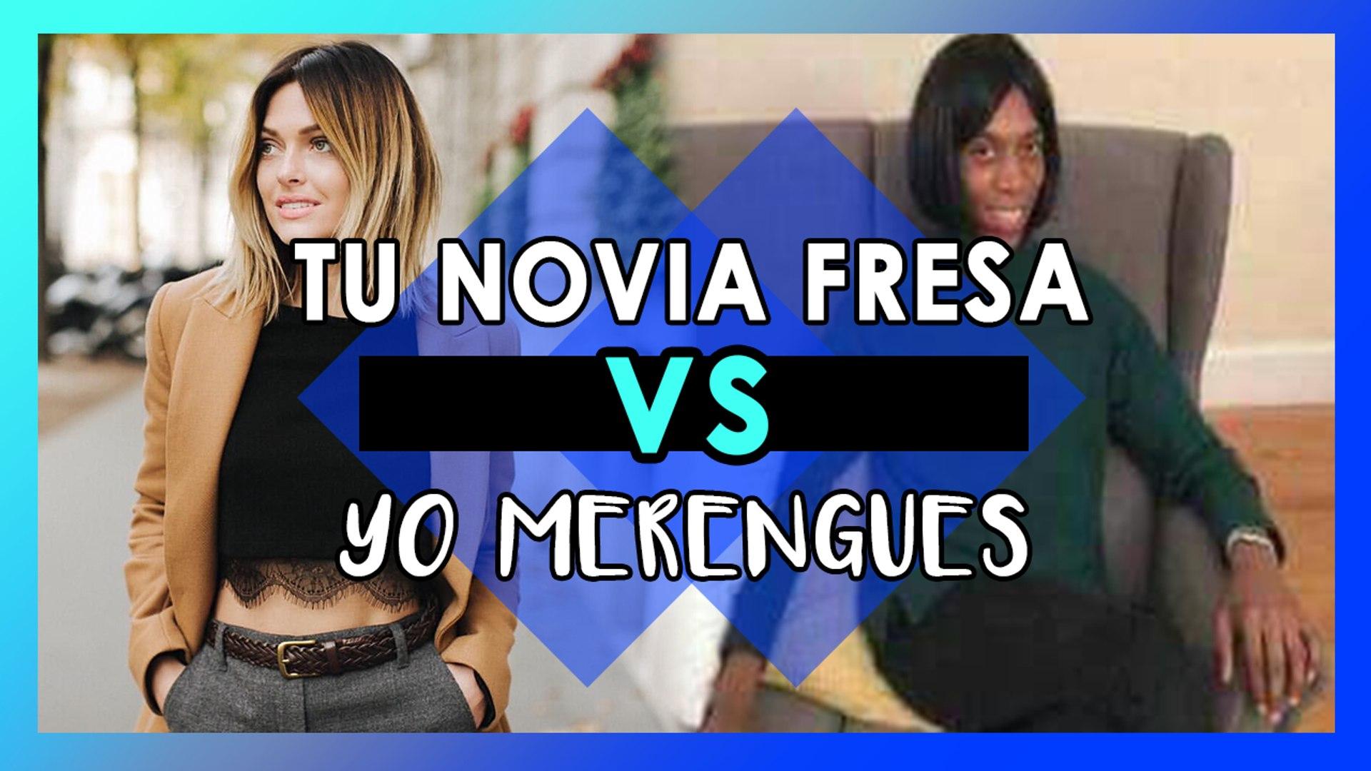 Novia fresa vs. Yo merengues ;) - Vídeo Dailymotion