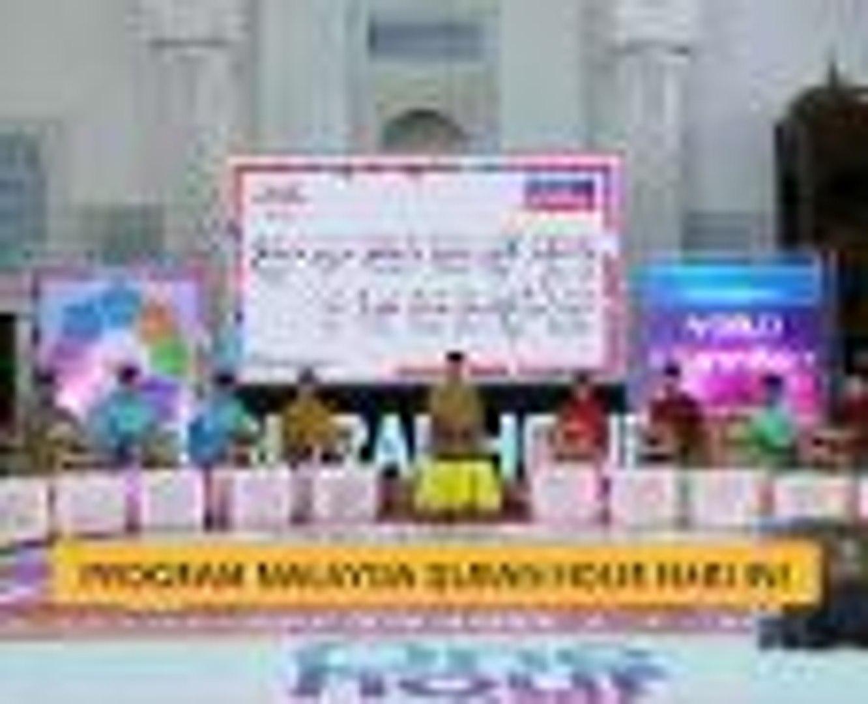 Program Malaysia Quran Hour hari ini