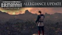 Total War Saga : Thrones of Britannia - Trailer mise à jour  Allegiance