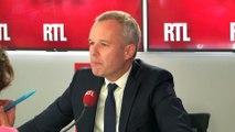 """Démission de Nicolas Hulot : """"Je ne suis candidat à rien"""", dit François de Rugy sur RTL"""
