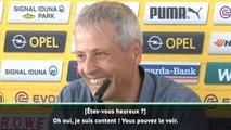 Dortmund - Favre ravi de l'arrivée de Paco Alcácer