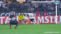 Corinthians 2 x 1 Colo-Colo (HD) CORINTHIANS ELIMINADO - Melhores Momentos e Gols (29/08/2018)