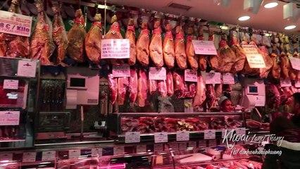 Ăn gì ở QUÁN ĂN 300 TUỔI? Du lịch Tây Ban Nha - Châu Âu