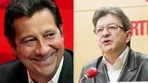 """Laurent Gerra imite Jean-Luc Mélenchon : """"Il est pas là Nicolas 2 Tavernost, le tsar d'M6 ?"""""""
