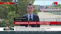 Ankara'da kutlamalar devam ediyor