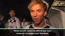 """F1 - Gasly : """"Monza sera très difficile pour Toro Rosso"""""""
