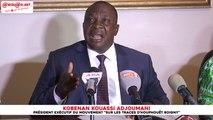 """Adjoumani répond à Guikahué : """"Aucun cadre du PDCI-RDA n'a été contraint d'aller en RHDP aux municipales et régionales"""""""