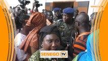 Senego Tv – Affaire Khalifa Sall: L'ambiance après la délibération.