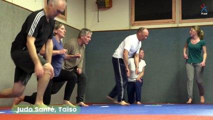 Viens faire du Judo...