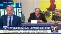 Enquête pour viols et agressions sexuelles contre Gérard Depardieu