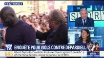 Enquête pour viols et agressions sexuelles contre Gérard Depardieu (2/2)