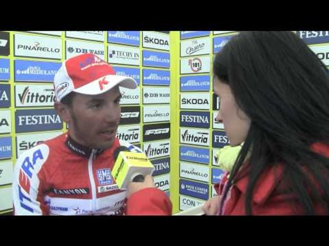 Joaquim Rodríguez gana en Tirreno-Adriático