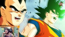 PELICULA DRAGON BALL SUPER BROLY VIDEO REACCION FAN ANIMATION MOVIE DBS BROLY