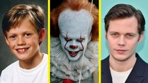 The Evolution Of Bill Skarsgård