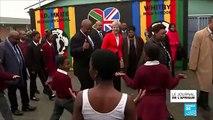 Tournée africaine de Theresa May la promesse de 4 milliards d''euros d'investissements