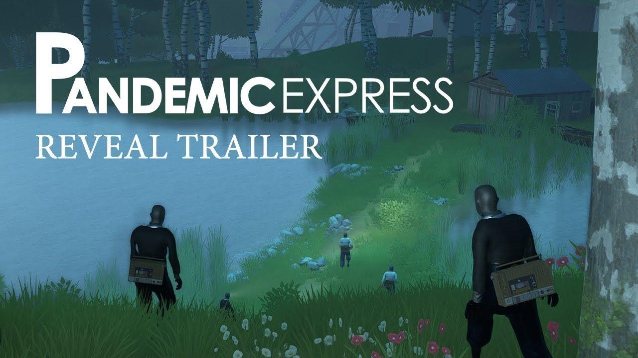 Pandemic Express – Trailer d'annonce
