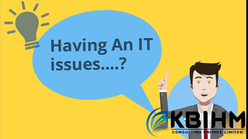 IT-Support by KBIHM Consulting Pvt. Ltd.