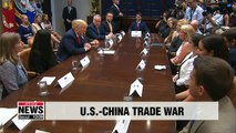 Trump ready to slap tariffs on US$200 billion of China imports: report