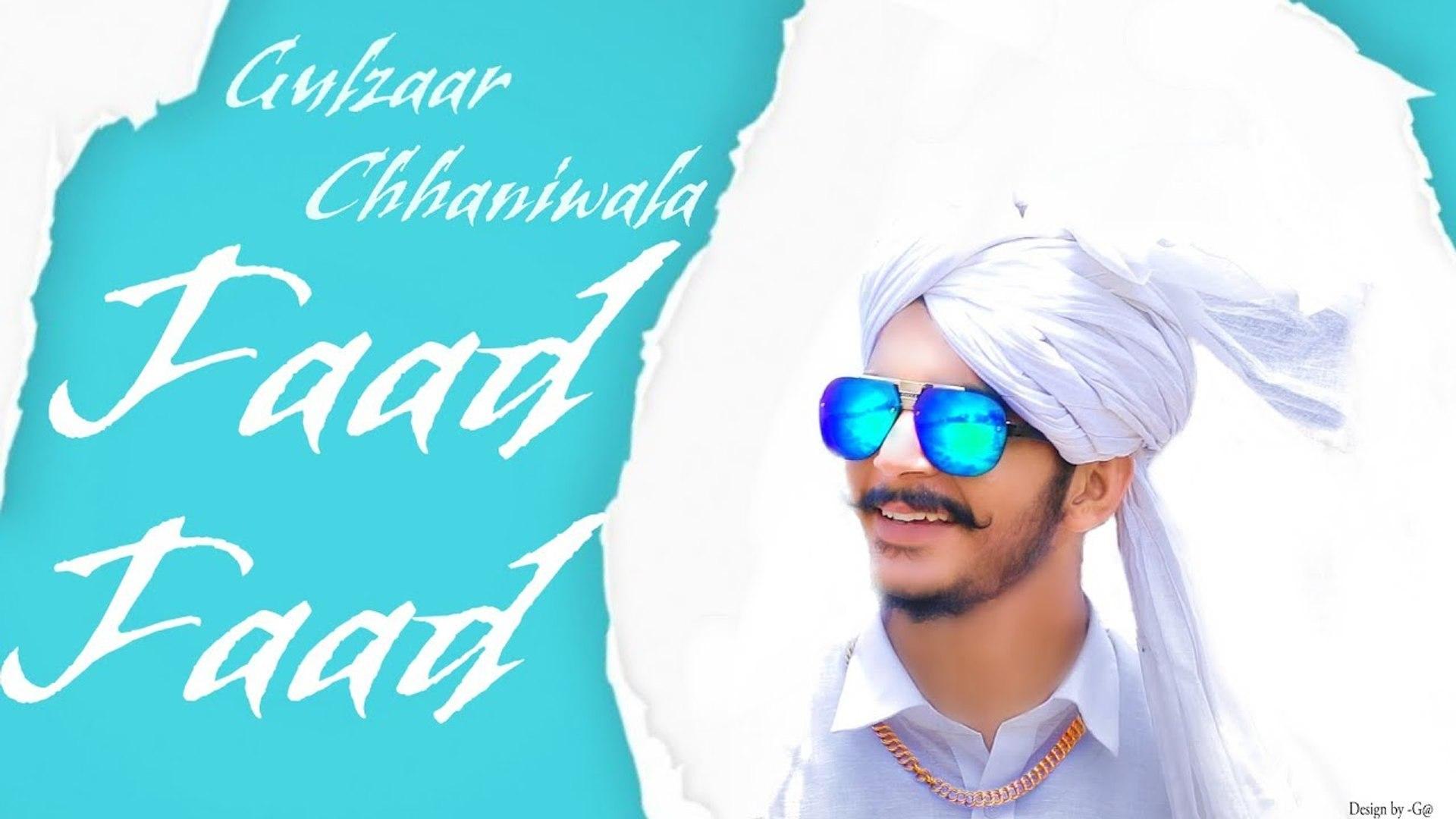Faad Faad _ Gulzaar Chhaniwala _ Latest Haryanvi Songs Haryanavi 2018 _ New  Haryanvi Song 2018 - YouTube (720p)