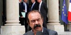 Philippe Martinez (CGT): «Il y a besoin d'expliquer et de fédérer les luttes»