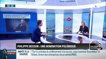 Président Magnien ! : Philippe Besson, une nomination polémique – 31/08