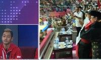 Momen Pelukan Jokowi-Prabowo Harus Jadi Panutan Pendukung