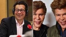 """Laurent Gerra imitant Grichka Bogdanoff : """"Il est Temps X de souffler nos bougies spatio-temporelles"""