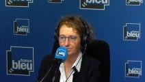 Muriel Pénicaud, ministre du travail invitée de France Bleu Poitou