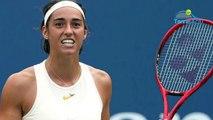 """US Open 2018 - Caroline Garcia : """"Quand tu batailles sur le terrain, c'est un soulagement de gagner"""""""