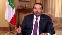 Liban : Saad Hariri en interview sur Euronews