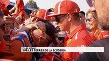 Grand Prix d'Italie - La Scuderia dans son temple