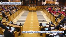 BREAKING: South Africa Has Withdrawn The Land Expropriation Bill