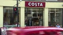 Coca-Cola comprará cafeterias Costa por US$ 5 bilhões