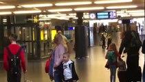 Pays-Bas: Deux blessés lors d'une attaque au couteau à la gare d'Amsterdam-Central - L'assaillant présumé blessé par balle