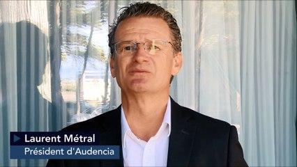 International Week_ Audencia partenaire de l'événement.