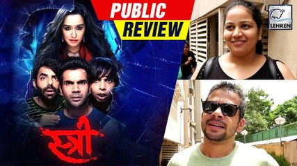 Stree Public Review | Rajkummar Rao, Shraddha Kapoor, Pankaj