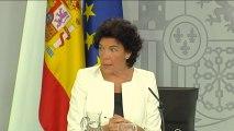 El Gobierno se muestra firme ante la exhumación de Franco