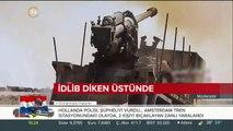 Rejimin İdlib'e saldırı planı