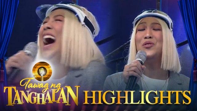 """Tawag ng Tanghalan: Vice Ganda says """"I Love You"""""""