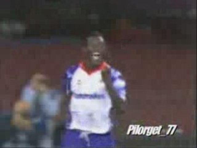 NAPOLI-PSG UEFA 92-93