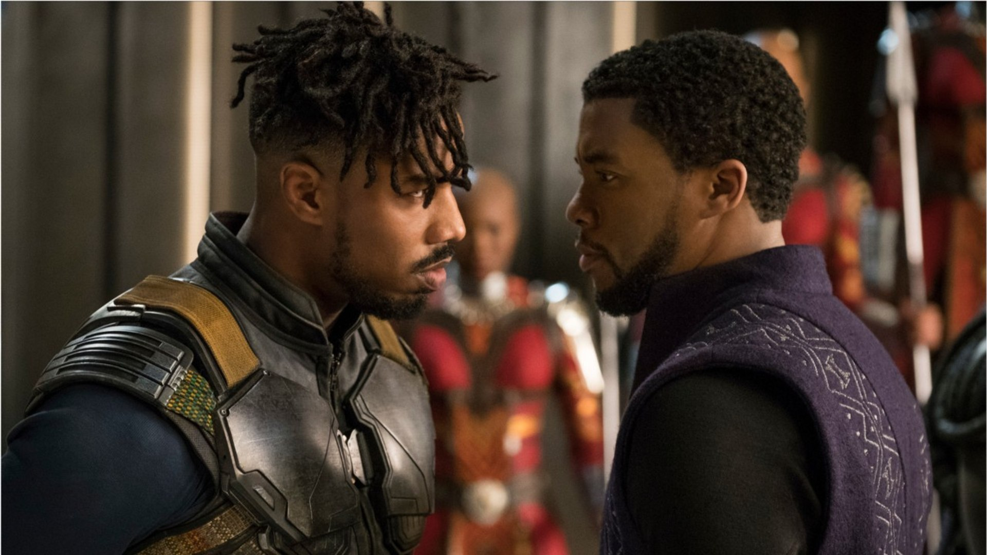 'Black Panther' Star Chadwick Boseman Confirmed Marvel Wants A 'Best Picture' Os