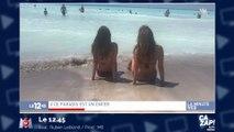 Une plage paradisiaque ? Méfiez-vous des apparences !