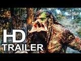 PREDATOR (FIRST LOOK - Trailer #4 NEW) 2018 Thomas Jane Action Movie HD