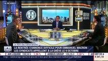 Le Rendez-Vous des Éditorialistes: la rentrée s'annonce difficile pour Emmanuel Macron - 31/08