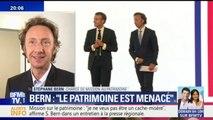 """Mission sur le patrimoine: Stéphane Bern """"tire le signal d'alarme"""""""