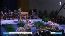 Détroit : Aretha Franklin, le dernier hommage